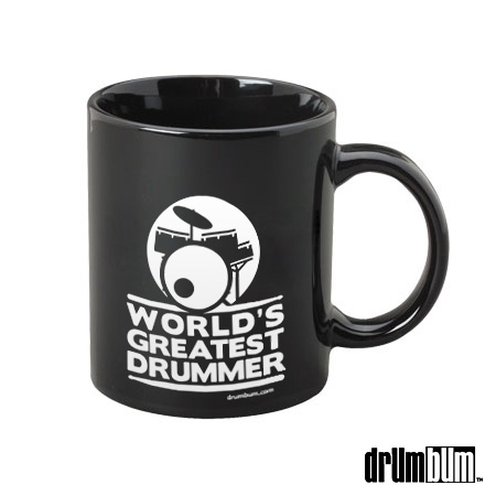 World's Greatest Drummer Mug