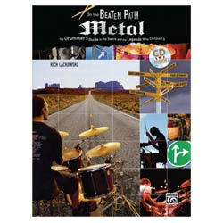Drummer metal book