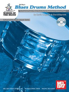 Blues Drums Method Book / CD