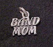 "Music Charms - ""Band Mom"""