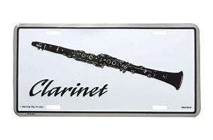 clarinet-license-plate.jpg