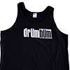 DRUM BUM Logo Tank Top