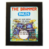 Drummer Rules art