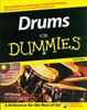 Drums for Dummies 2nd Edition Book / CD