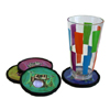 Colorful Drumset Coasters