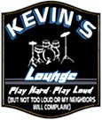 Drumset Sign - Personalized