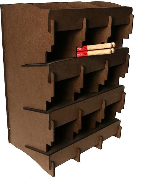 drumstick racks and displays. Black Bedroom Furniture Sets. Home Design Ideas