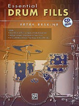 Essential Drum Fills Book/CD