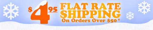 Flat Rate Shipping - Store