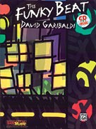 The Funky Beat Book / CD by David Garibaldi