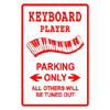 keyboard sign