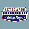 Vintage Keyboard Player T-Shirt