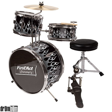 Drum Bum Drums Drum Set First Act Child Drumset