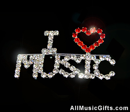 music gifts misc i love music brooch music gifts musician jewelry love music 266x229