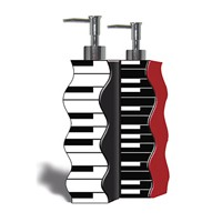 Music Double Lotion Pump