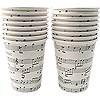 Sheet Music Cups