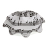 Music Notes Bowl - Small