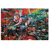 neil peart painting