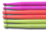 Neon Colored Drumsticks