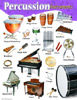 Percussion Instruments Poster