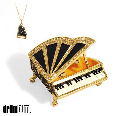 piano trinket box