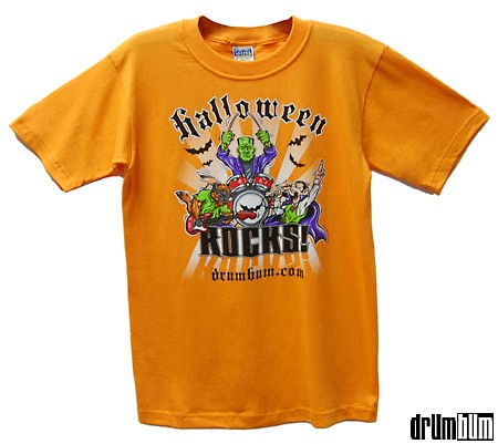 Halloween T-shirt for Kids