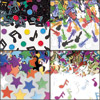Music Rock & Roll Multi-Pack Confetti