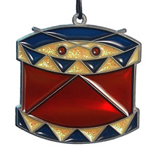 Snare Drum Suncatcher