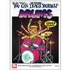 You Can Teach Yourself Drums DVD / Book
