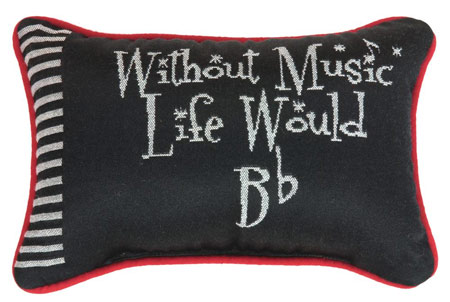 Without Music Pillow