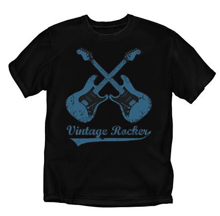 Vintage Rocker Tees 70
