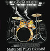 Little Voices Drumset T-Shirt