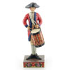 Williamsburg Colonial Drummer Figure