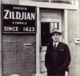 Zildjian Factory Sign