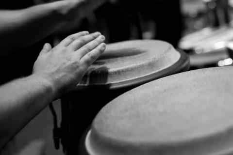 hand drumming