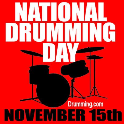 national drumming day