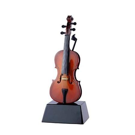 Miniature Cello on Stand from DrumBum.com