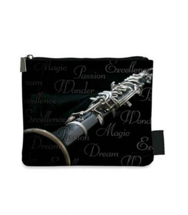 Clarinet Coin Purse from DrumBum.com