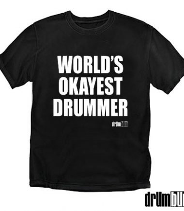 3eb3ddba Drummer T-shirts | Lots of Drum T-shirts on Sale in our store.