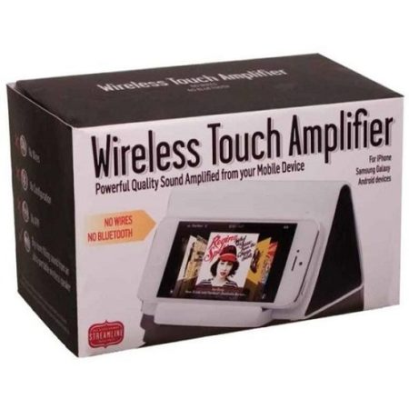 Wireless Touch Amplifier