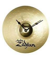 Zildjian Cymbal Wall Clock from DrumBum.com