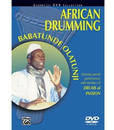 African Drumming DVD