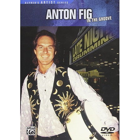 Anton Fig DVD
