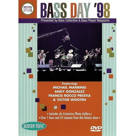 Bass Day '98 DVD with Victor Wooten