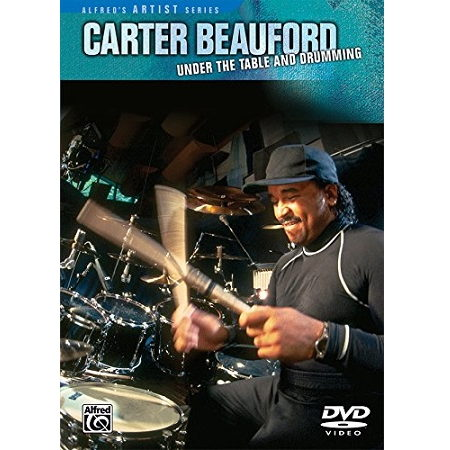 Carter Beauford - Under Table & Drumming DVD