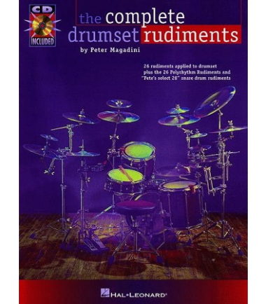 Complete Drumset Rudiments Book