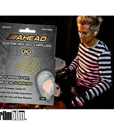Custom Ear Plugs for Drummers Musicians