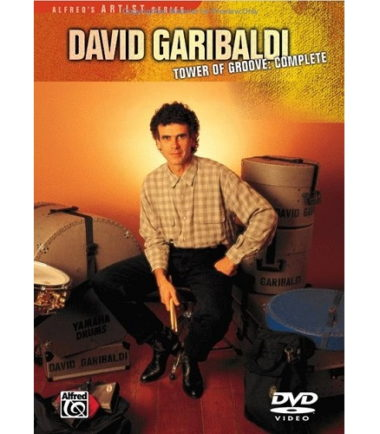 Tower of Groove DVD by David Garibaldi