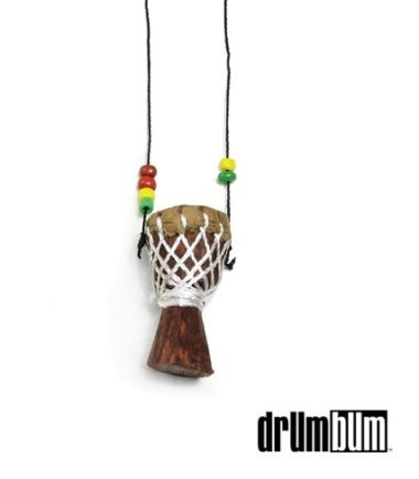 djembe necklace jewelry