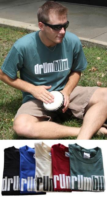 drumbum t-shirt logo